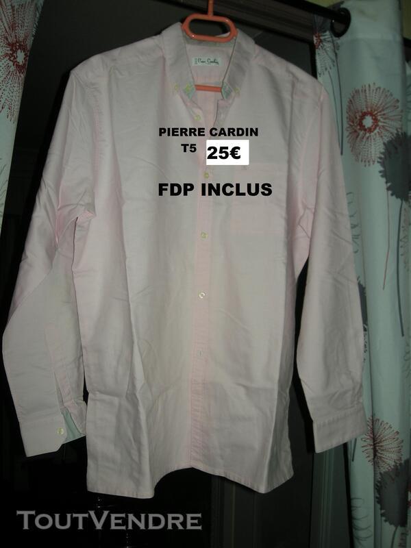 Vêtements hommes du 38 au 46 281727236