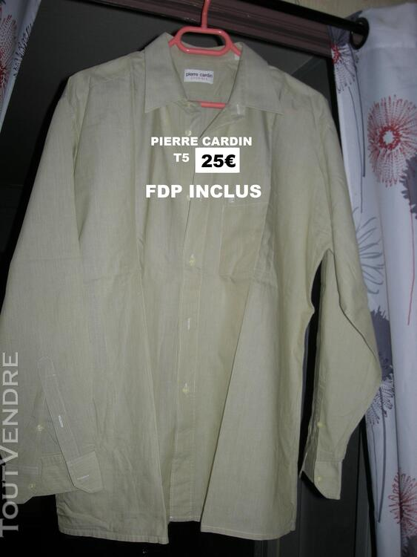 Vêtements hommes du 38 au 46 281727239
