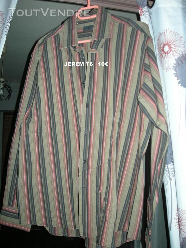 Vêtements hommes du 38 au 46 281727248