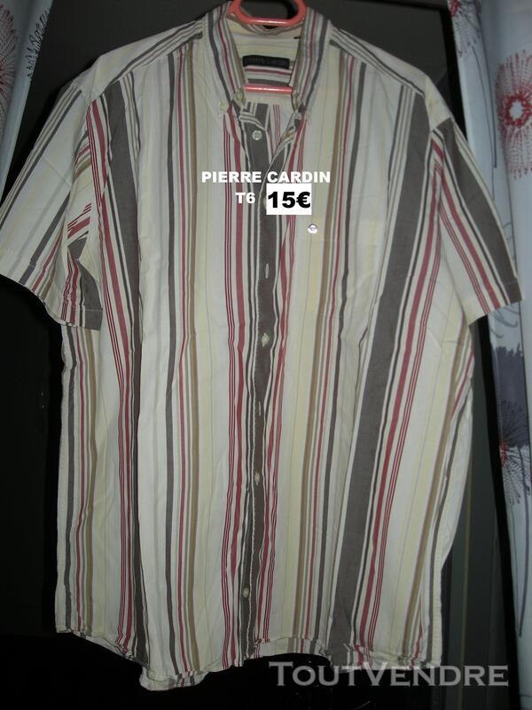 Vêtements hommes du 38 au 46 281727302