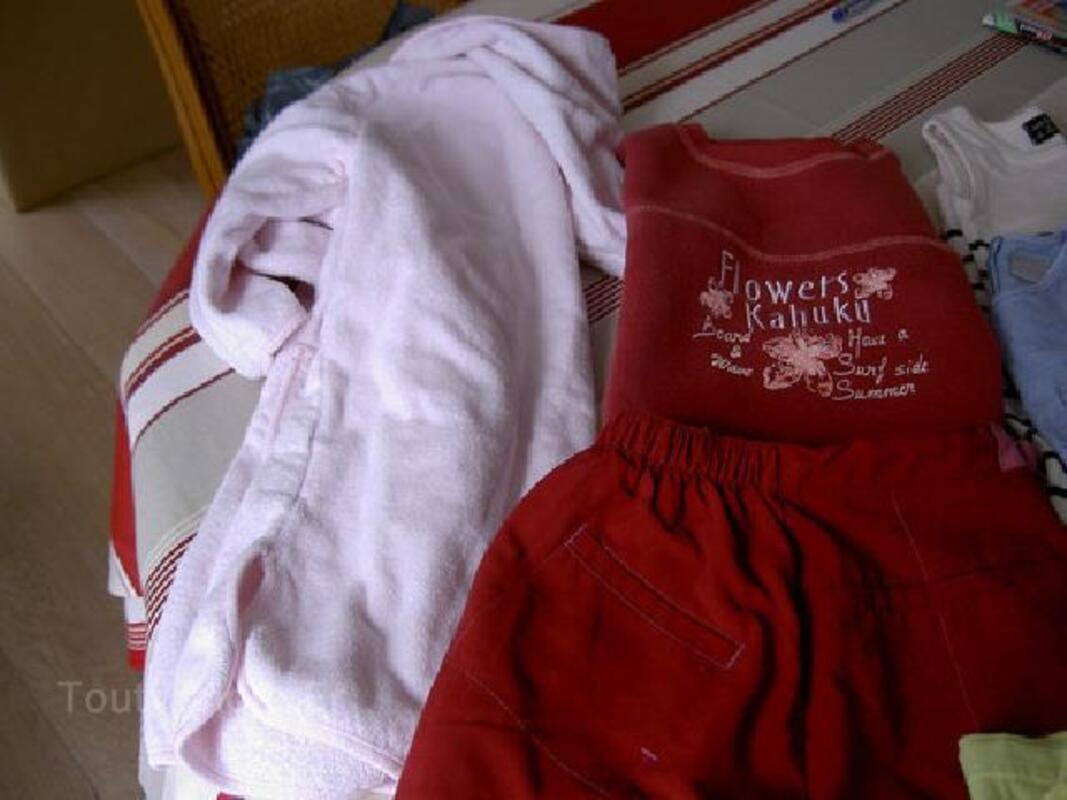 Vêtements pour fillettes de 3ans 91482327