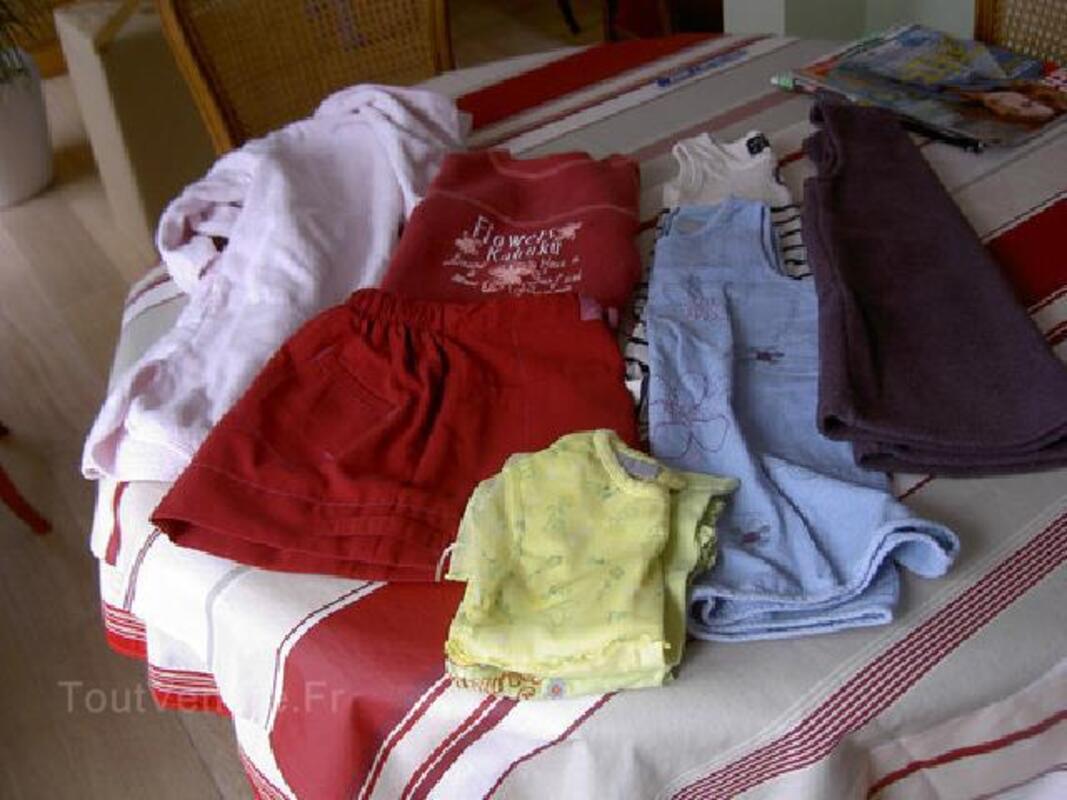 Vêtements pour fillettes de 3ans 91482328