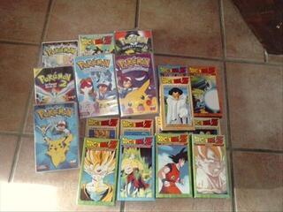 VHS DBZ Dragon Ball Z