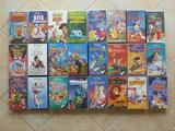 VHS - Enfant - Pack Walt Disney
