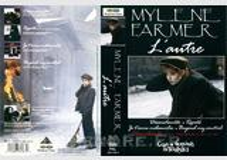 VHS Mylène Farmer L'autre (les clips)