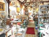 Vide magasin antiquites brocante atelier