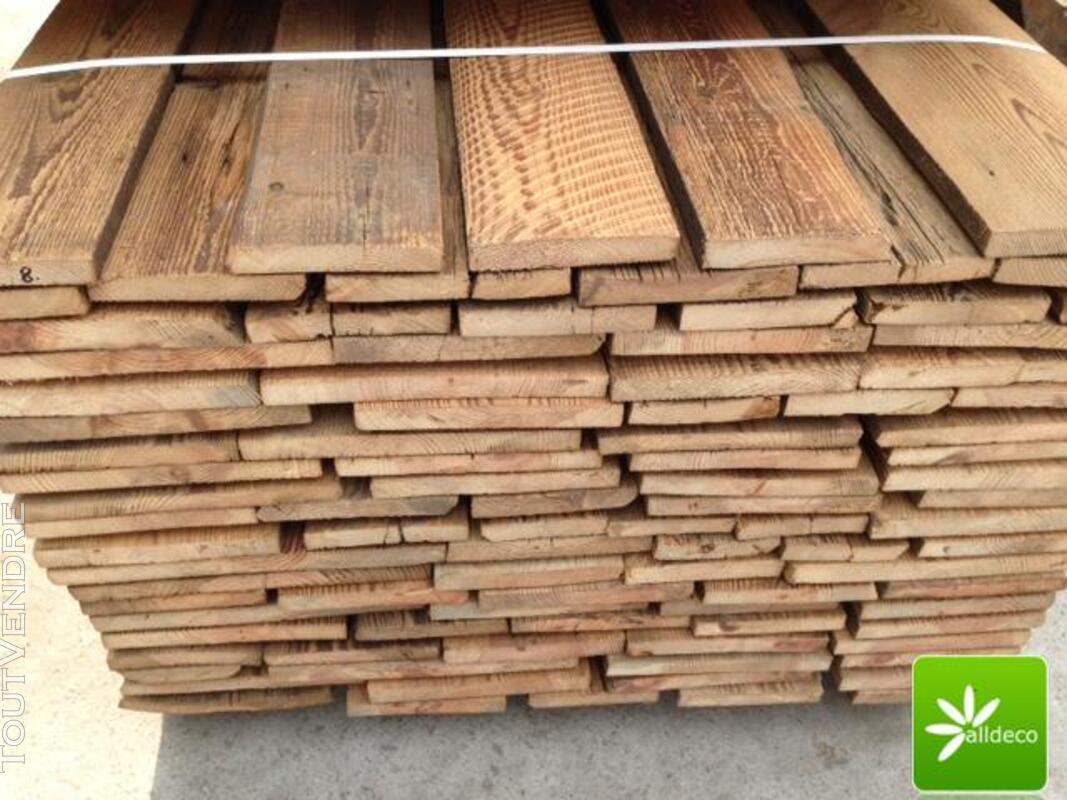 Vieux bois-planches de bardage 389047305