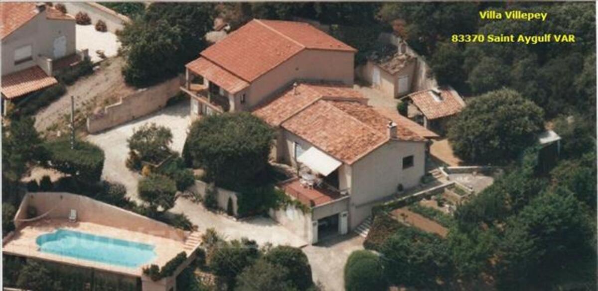 Villa 10p Piscine à Saint Aygulf Villepey 83370 VAR  Provenc 83340835