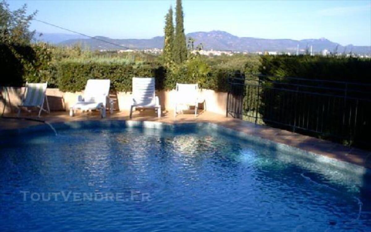 Villa 10p Piscine à Saint Aygulf Villepey 83370 VAR  Provenc 83340837