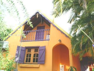 Villa à louer en Guadeloupe.