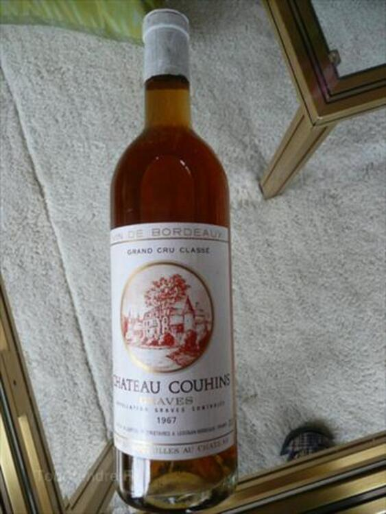 VIN CHATEAU COUHINS 1967 66137490