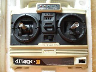 VINTAGE RADIO FUTABA ATTACK-III
