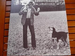 "Vinyl LP ""Johnny HALLYDAY"" (2) Voir commentaires"