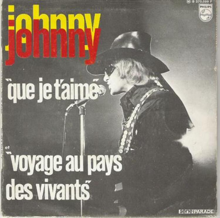 "Vinyl SP ""Johnny HALLYDAY"" (Voir commentaires) 77363840"
