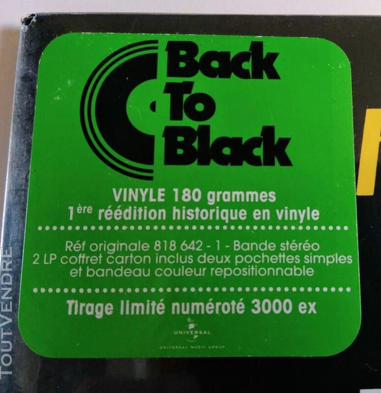 Vinyle 33t Johnny Hallyday Nasheville 84 NEUF 491050103