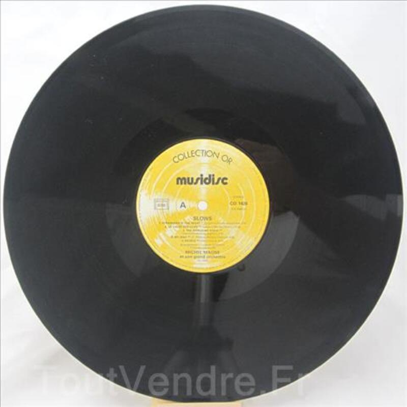 Vinyle 33T Slows michel Magne, son grand orchestre 91591068