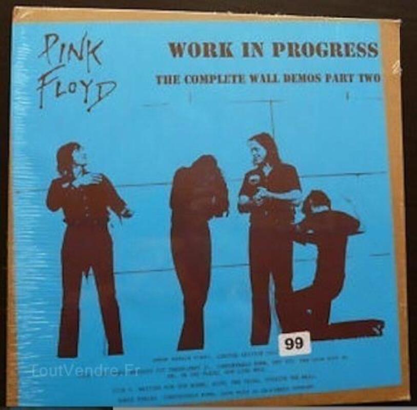 Vinyles Pink Floyd Trade Mark Of Quality, Swinging Dog 89825176