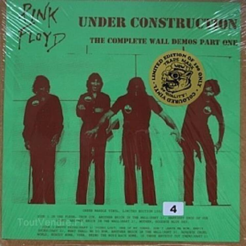 Vinyles Pink Floyd Trade Mark Of Quality, Swinging Dog 89825177