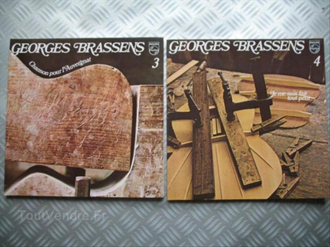 VINYLS LP 33 T  BRASSENS 56440544