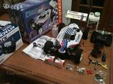 Voiture kyosho 1/8 thermique