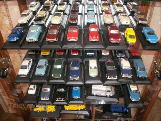 Voitures miniatures de collection