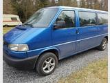 Volkswagen Caravelle 102Ch Syncro Long 9 Places