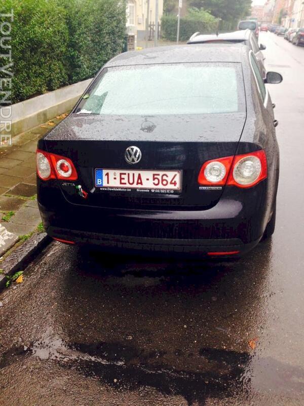 Volkswagen Jetta ,genre berline ,diesel .10/10/08 116962035