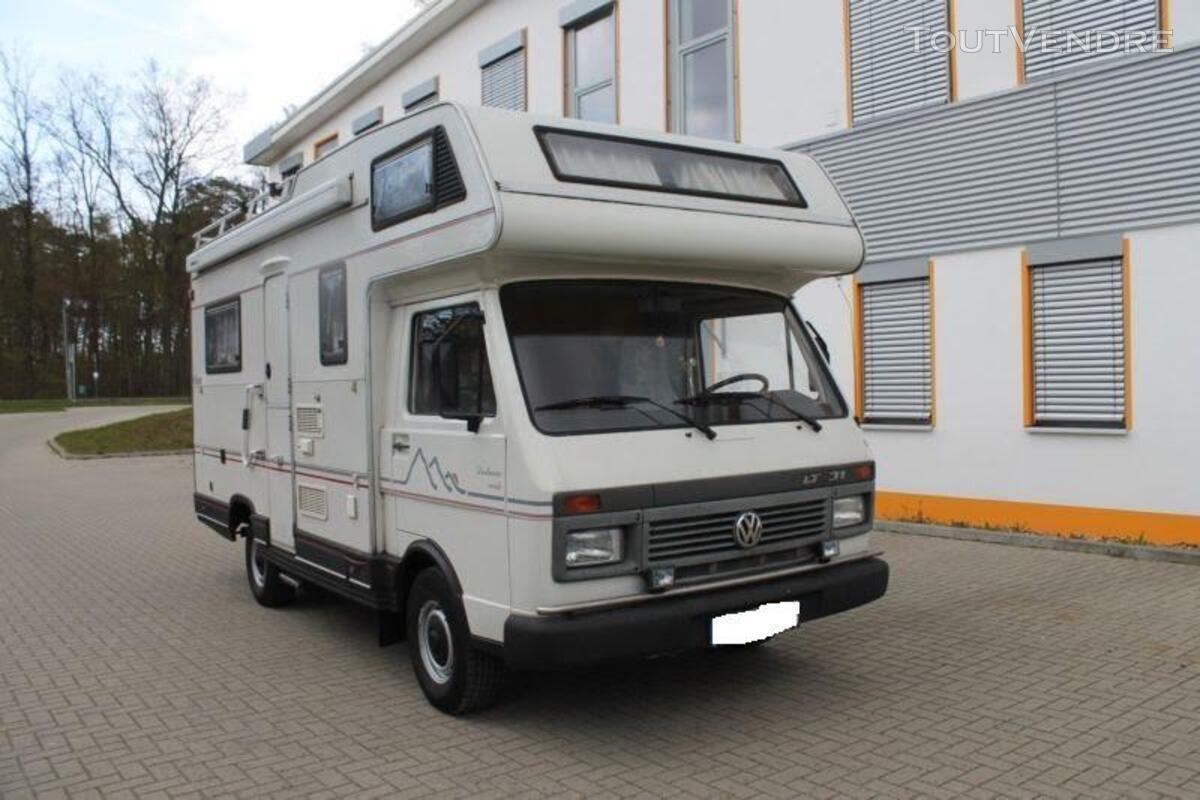 Volkswagen KARMANN LT Distance Wide 5 couchettes 209160046