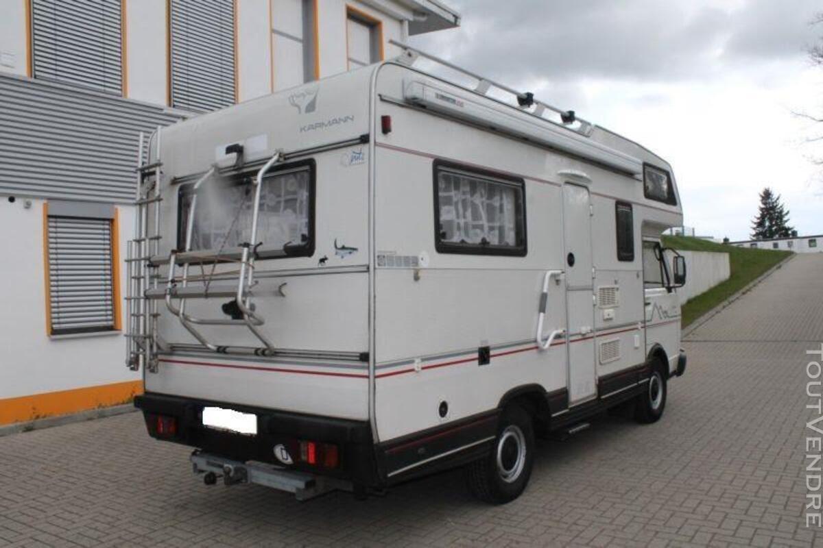 Volkswagen KARMANN LT Distance Wide 5 couchettes 209160052