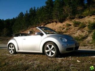 Volkswagen New Beetle Cabriolet 1.9L TDI 105 Carat