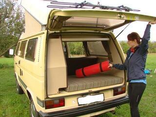 Volkswagen T3 Westfalia Joker 4 couchettes