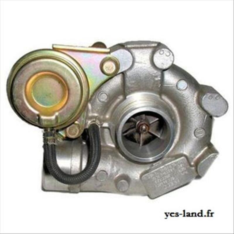 Votre turbo d'origine au meilleur prix 75905358