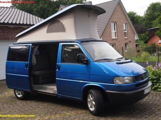 VW T4 California coach 2.5 TDI 4 couchettes