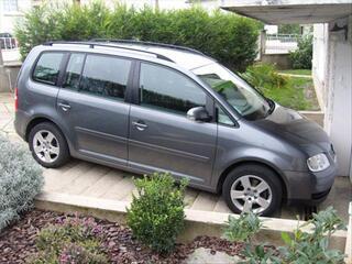 VW TOURAN 1.9 TDI 105,6cv,147000KM,2004,CARNET+FACTURES