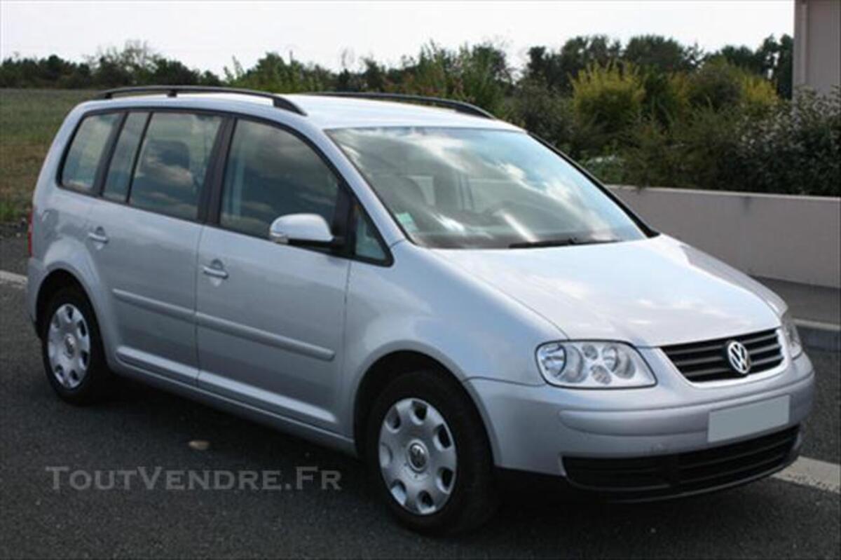 VW Touran 2003 confort 100CV 74029274