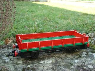 Wagon Playmobil 4104