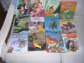 Walt Disney 12 livres