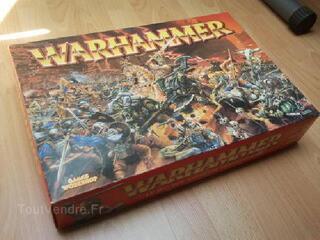 Warhammer - Le jeu des Batailles Fantastiques