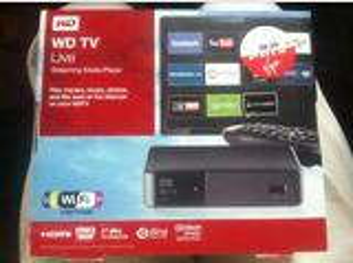 WD TV Live 3 neuf
