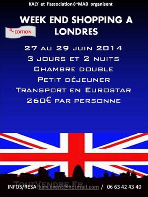 WEEK END A LONDRES 85825727