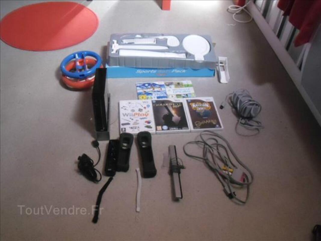 Wii en bonne etat 89164327