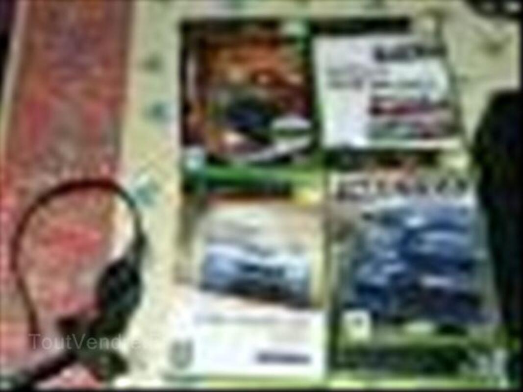 Xbox 1 + 6 Jeux + casque pour le Xbox Live 66127972