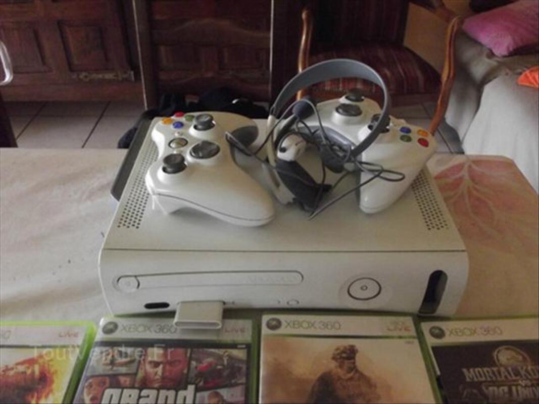 Xbox 360 + 9 jeux 54476515