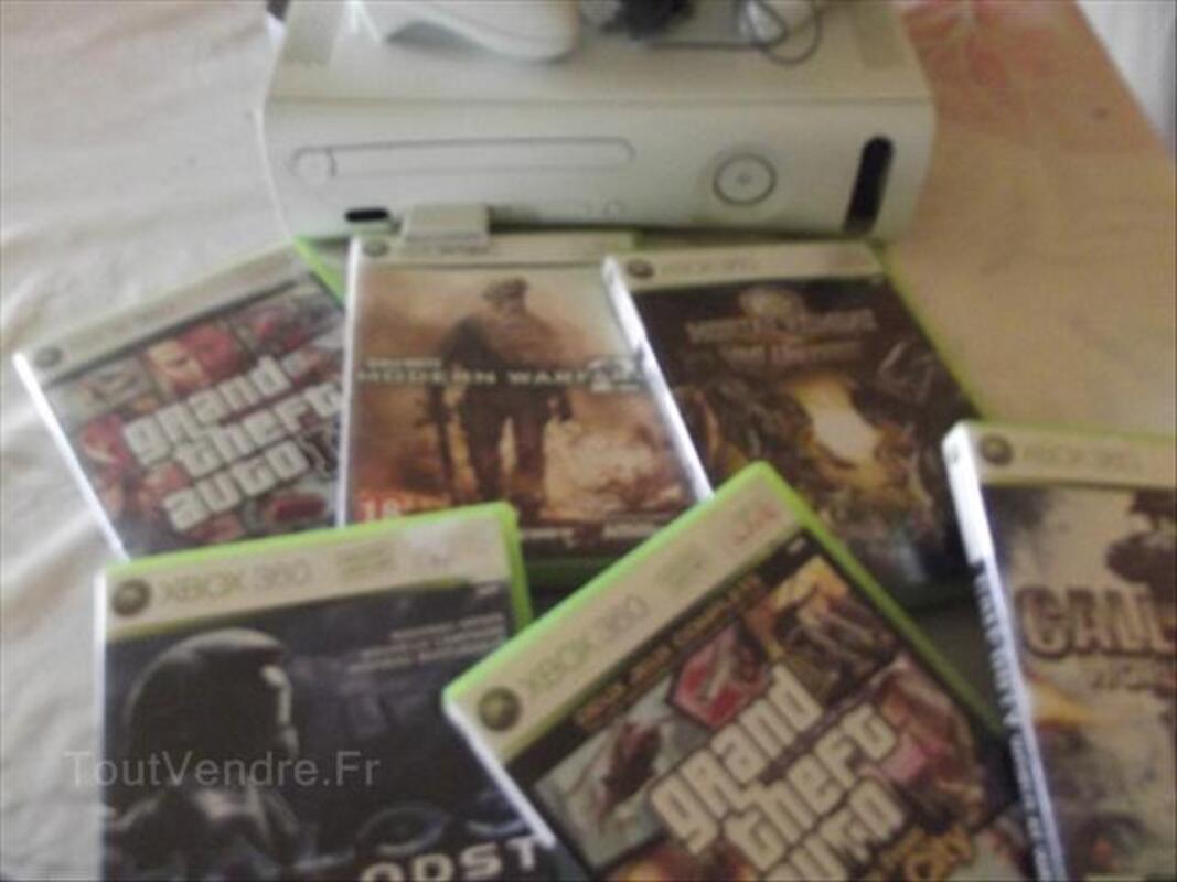 Xbox 360 + 9 jeux 54476518