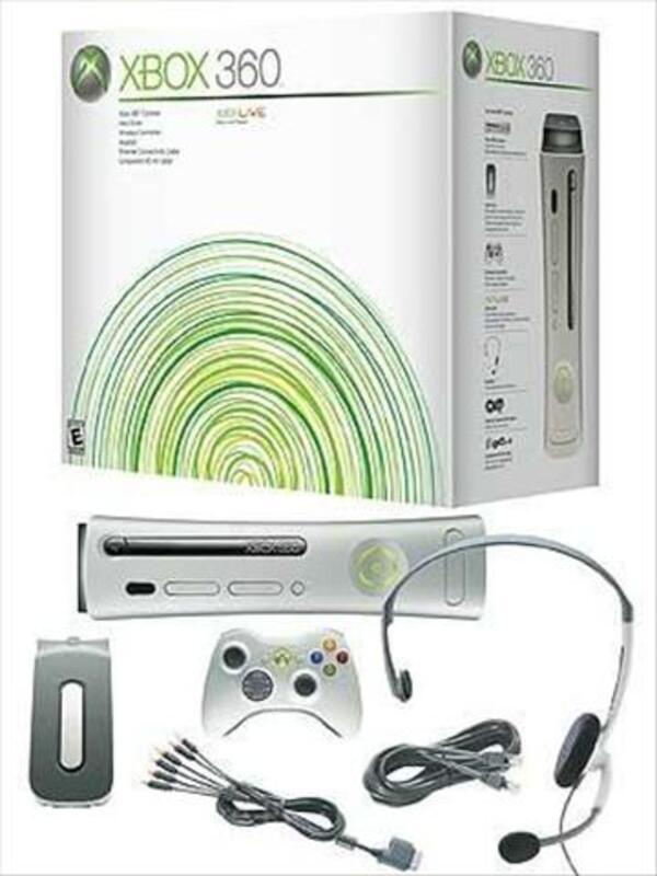 Xbox 360 avec jeux et accessoires 43424517