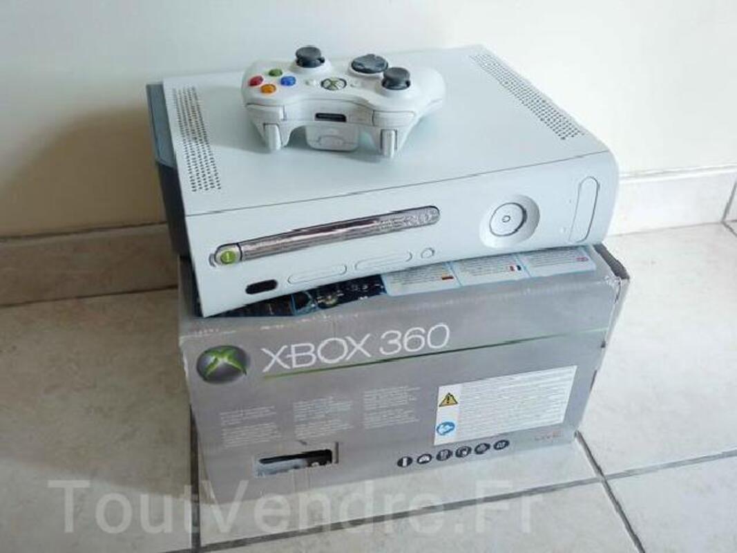 XBOX 360 pas chère neuve & 3 jeux neufs 91476257