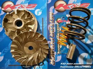 XMAX TST K&S Motor Power