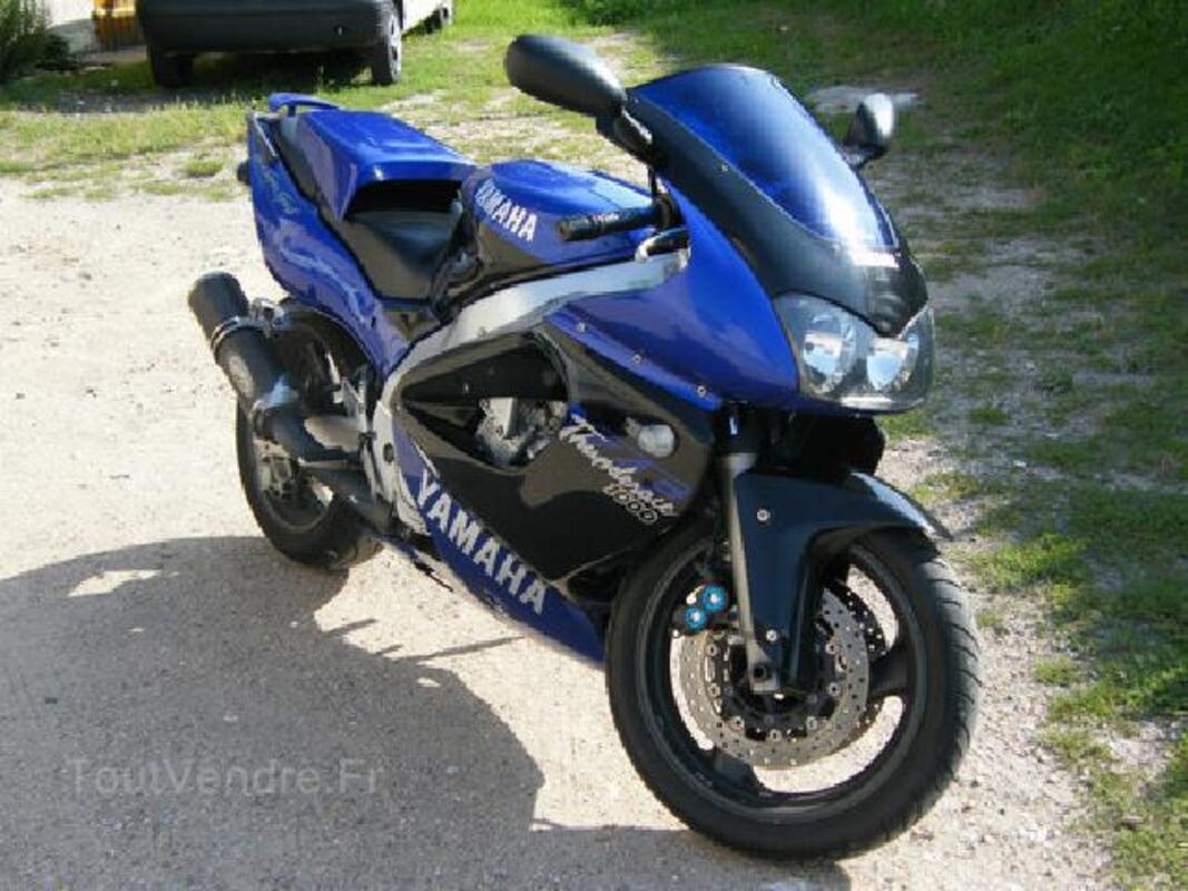 Yamaha 1000 YZF Thunderace bon état, prix cote argus 89899997