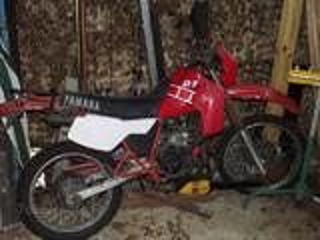 Yamaha 125 dt lc