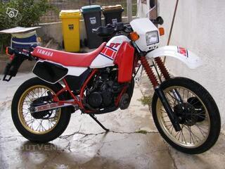 Yamaha 125 dtlc